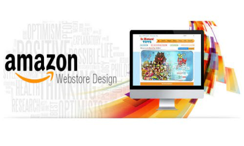 Amazon-Webstore-Design-Services