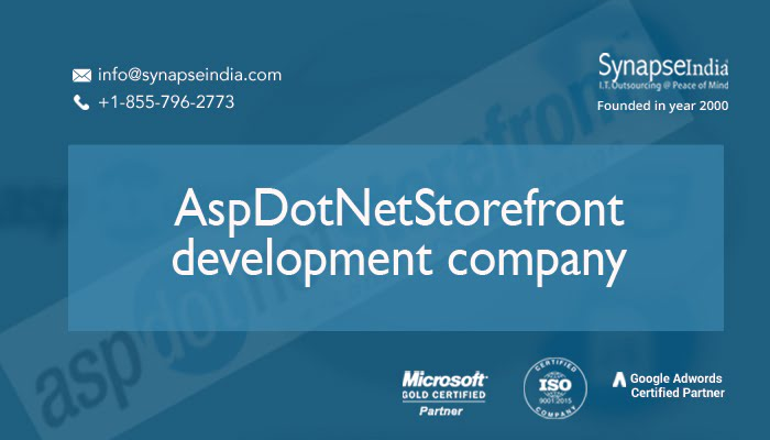 AspDotNetStorefront development company for mobile-friendly eCommerce stores