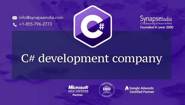 C# Development Company With Programming Prowess