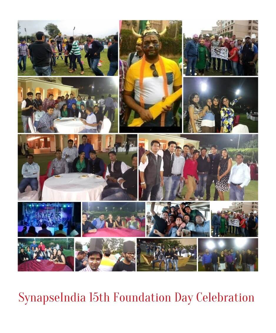 SynapseIndia 15th Foundation Day Celebrations