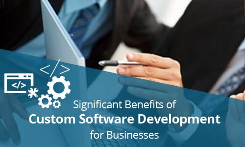 Significant Benefits of Custom Software Development for Businesses