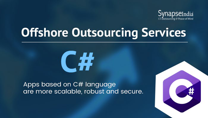 Hire SynapseIndia for Offshore outsourcing & C# development
