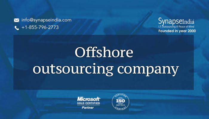 Offshore Outsourcing Company for Dedicated IT Services