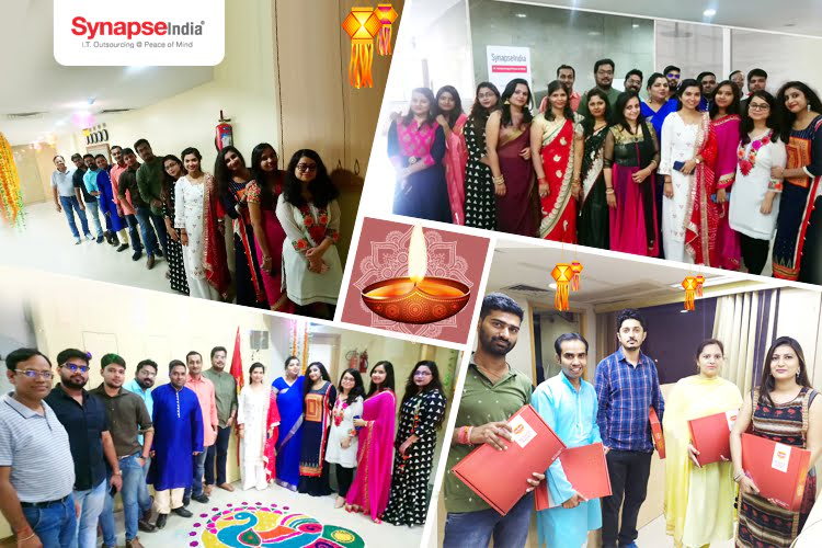 Diwali 2019 Celebrations @ SynapseIndia