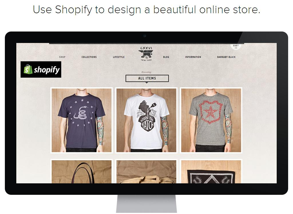 Shopify eCommerce Development