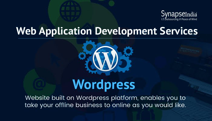 Hire SynapseIndia for web application & WordPress development