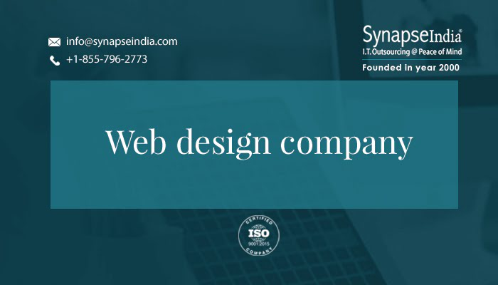 Web design company with unique designing experts