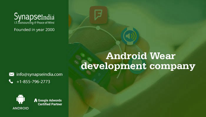 Android Wear app development company