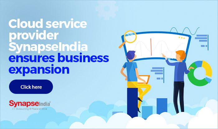 Cloud service provider SynapseIndia ensures business expansion
