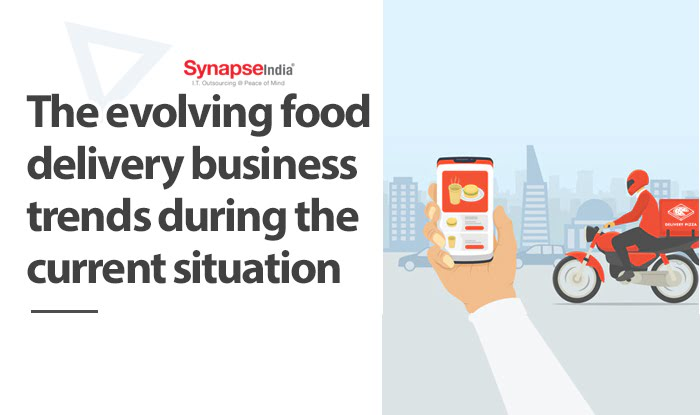 The Evolving Food Delivery Business Trends during the Current Situation