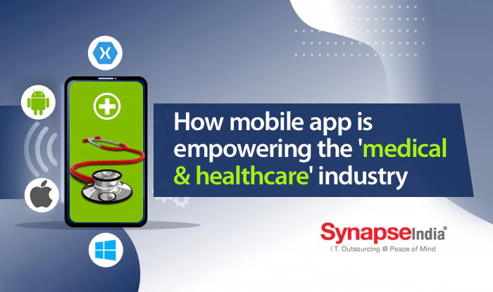 How Mobile App is Empowering the 'Medical & Healthcare' Industry