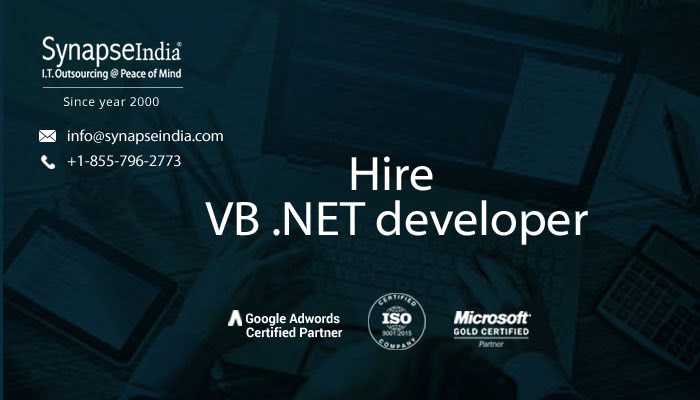 Hire VB .NET developer
