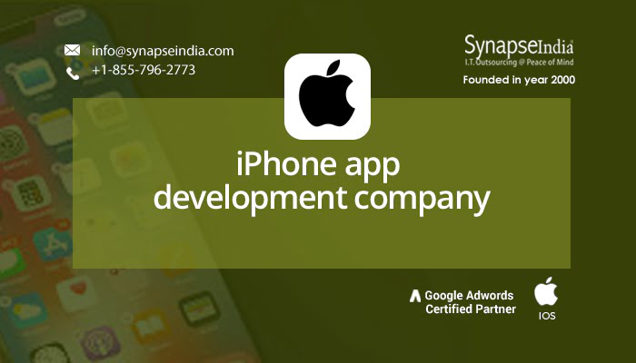 IPhone app development company – Get solutions from the experts
