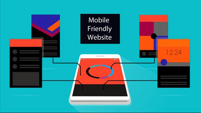 Mobile friendly website - experienced Drupal web developers