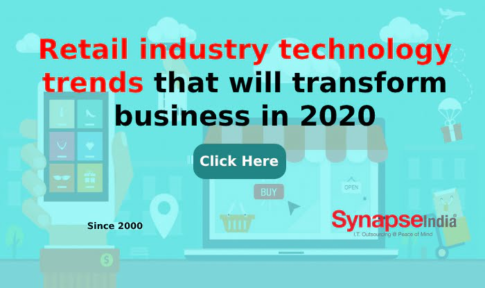 Retail industry technology trends that will transform business in 2020