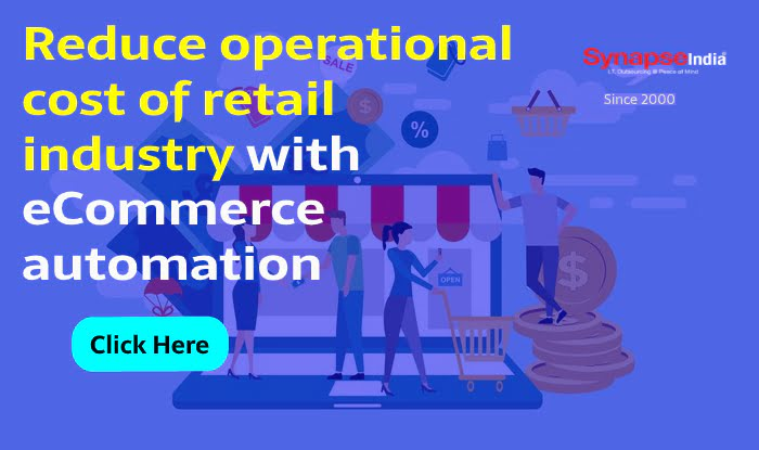 Reduce operational cost of retail industry with eCommerce automation