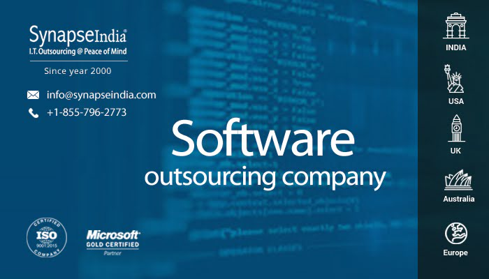 Software outsourcing company with best software programmers