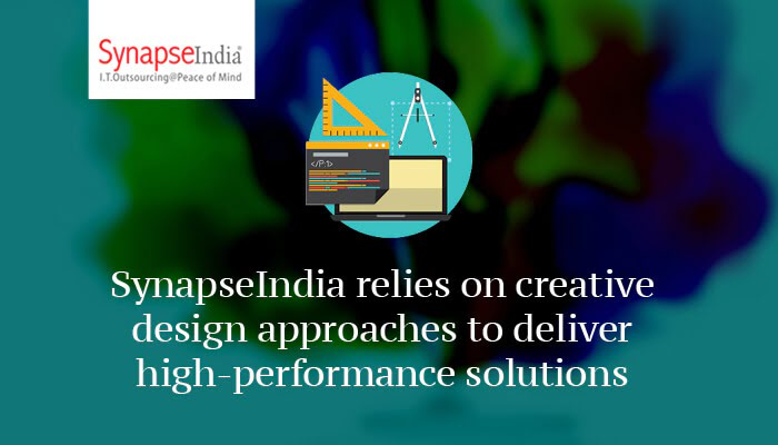 SynapseIndia Design Process