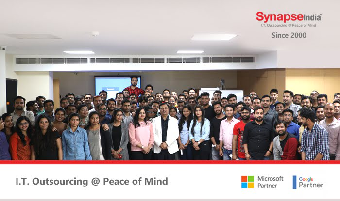 SynapseIndia continues to inspire its employees with motivational events