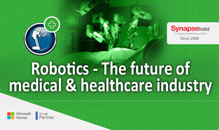Robotics - The future of medical & healthcare industry