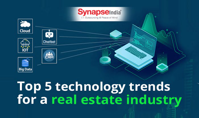 Top 5 Technology Trends for a Real Estate Industry