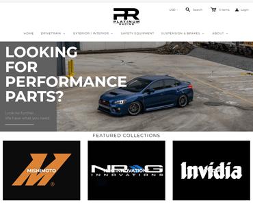 Platinum Racing