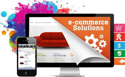 SynapseIndia eCommerce Website Development Services