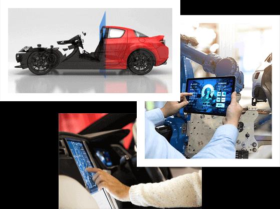 SynapseIndia Automotive Software Services