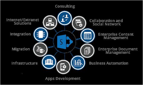 Synapseindia Sharepoint Development Services