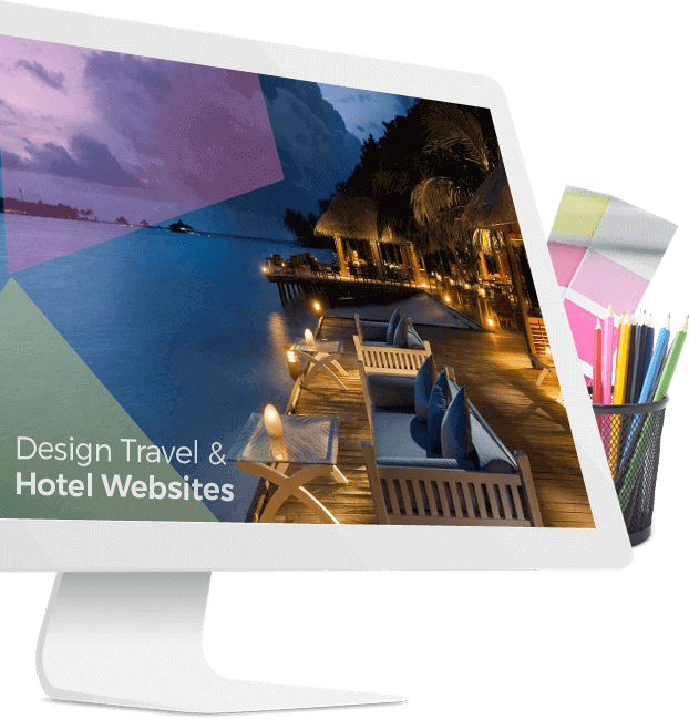 SynapseIndia Travel and Hotel Website Design