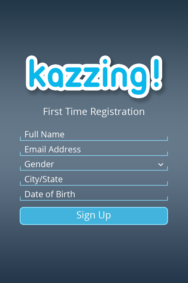Development of PhoneGap Based Mobile App - Kazzing