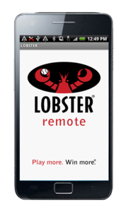 Android Mobile App for Consumer 'LOBSTER' – Remote Control