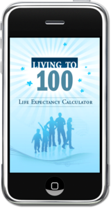 Android Mobile App to Estimate Life Expectancy 'LIVING TO 100'