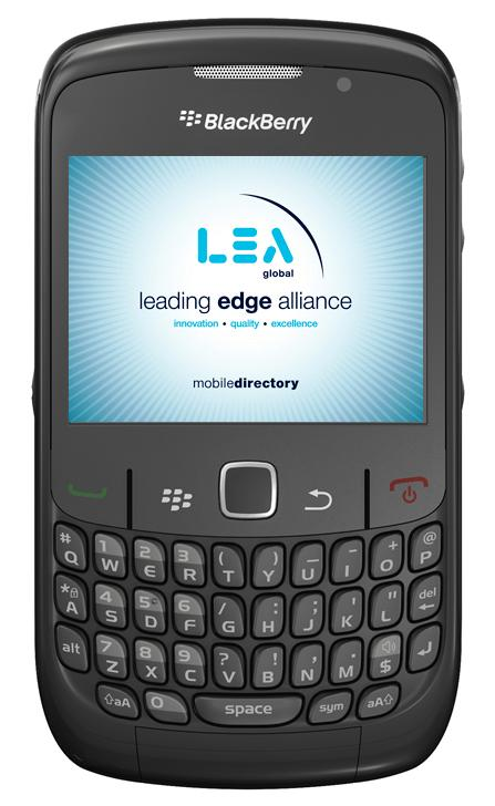BlackBerry App for LEA Global
