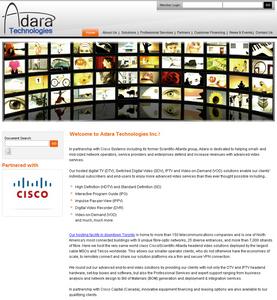 CakePHP Based Website Development - Adara Technologies