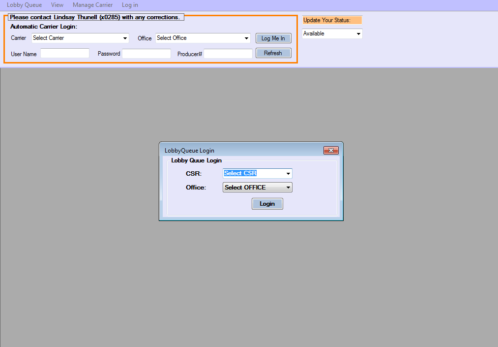 Tweaking a functionality or two on a MS-Access Application