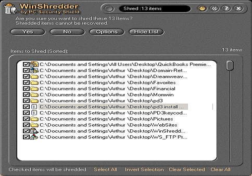 WinShredder