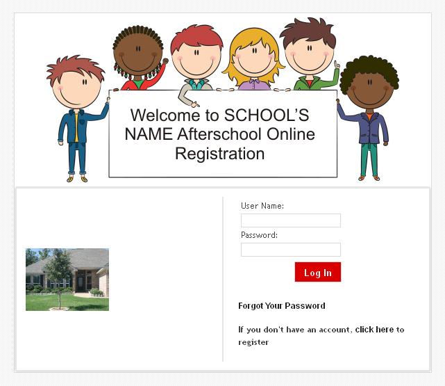 Dot Net Website for Education 'SRS' – Online School Registration System