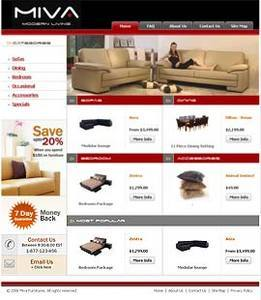 Development of ASP.NET Based Furniture Selling Online Store