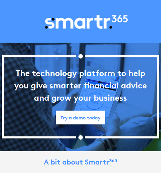 Enhancement of Existing Web Applications for Finance Industry – Smartr365