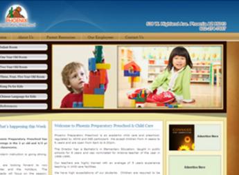 Microsoft Dot Net Based Website Development for Childcare Business