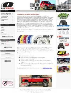 eCommerce Website Selling Vehicle Accessories - OffroadSuperstores