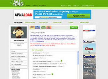 Website for Media 'Idle Tribes' Using Drupal – Blogs & Events Platform