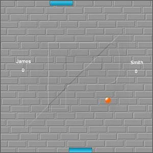 Multiplayer Online Game for Entertainment 'Pongy' Using Flash