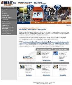 HTML Website for Government 'Besstinc' – Mars Lander Mission Project