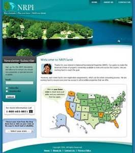 HTML Website for Real Estate 'Betterland' – Properties for Sale