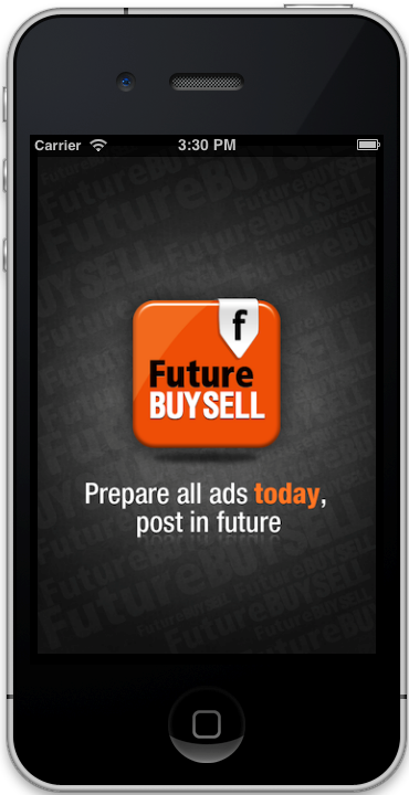 Future Buy Sell - An iPhone and Android App for Searching Ads