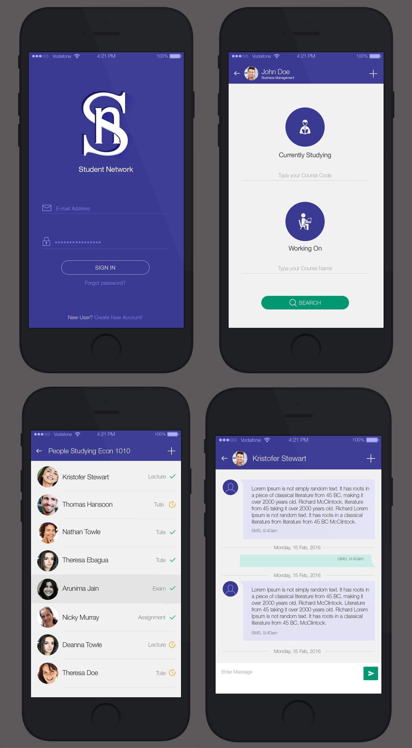 iOS App Development for Education Industry in Australia - sNET