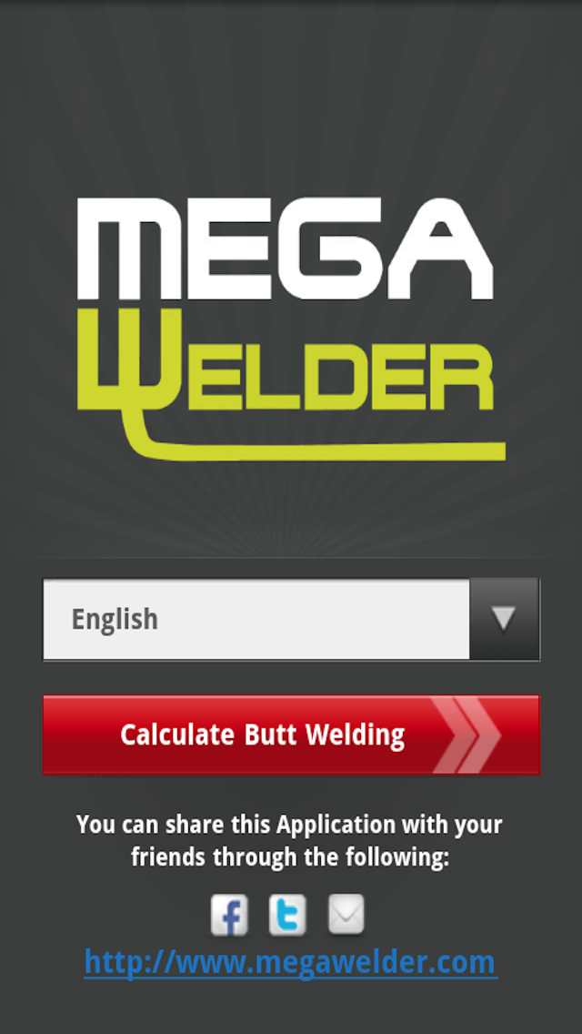 iPhone App for Measuring Pipe Thickness, Diameter 'MegaWelder'