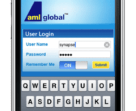 iPhone Mobile App to Search Low Aircraft Fuel Prices 'amlglobal'